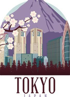 Tokyo Japan by Wonderful Dream