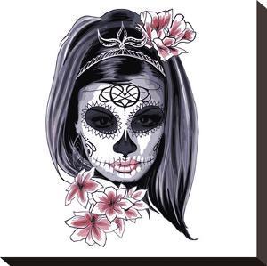 Women Horror Skull by Wonderful Dream