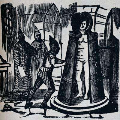 https://imgc.allpostersimages.com/img/posters/woodcut-showing-geuder-s-iron-maiden-in-a-torture-chamber-setting-c1870_u-L-Q1IFR9N0.jpg?artPerspective=n