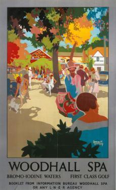 Woodhall Spa, LNER, c.1923-1930