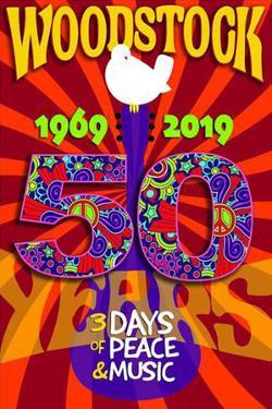 Woodstock 50 Red