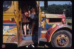 Woodstock- Come Aboard the School Bus