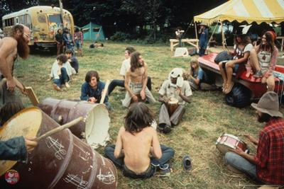 Woodstock- Drum Circles