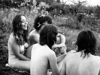 Woodstock, Festival Goers, 1970