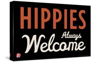 Woodstock- Hippies Always Welcome
