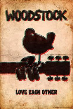Woodstock - Love Each Other
