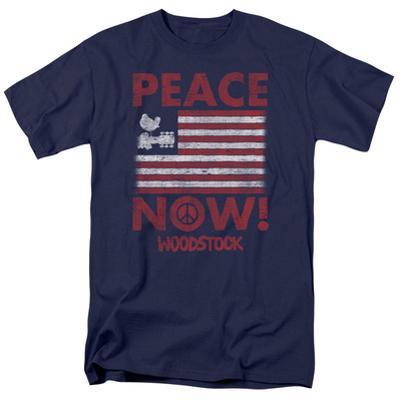 Woodstock- Peace Now