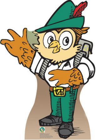 Woodsy the Owl Lifesize Standup
