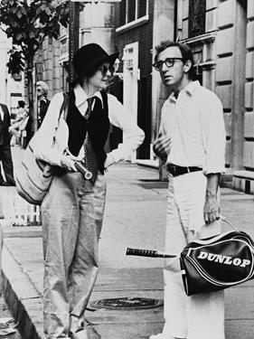 Woody Allen, Diane Keaton, Annie Hall, 1977