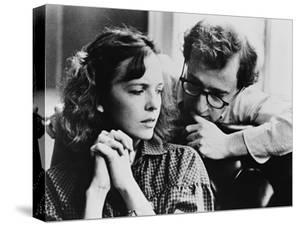 Woody Allen, Diane Keaton, Interiors, 1978