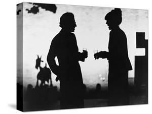 Woody Allen, Diane Keaton, Manhattan, 1979