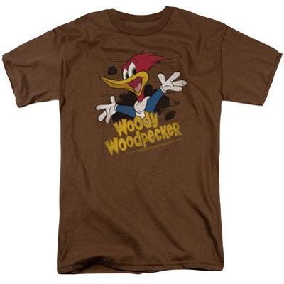 Woody Woodpecker- Excited Entrance