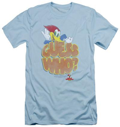 Woody Woodpecker - Guess Who (slim fit)