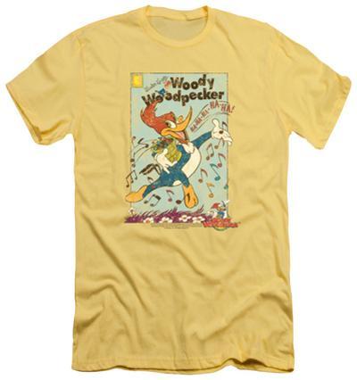 Woody Woodpecker - Vintage Woody (slim fit)
