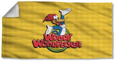 Woody Woodpecker - Woody Beach Towel