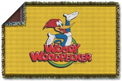 Woody Woodpecker - Woody Woven Throw
