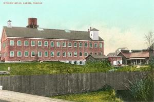 Woolen Mills, Salem