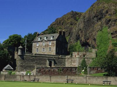 Dumbarton Castle, Scotland, United Kingdom, Europe