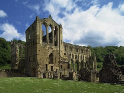 Riveaulx Abbey, Yorkshire, England, United Kingdom, Europe