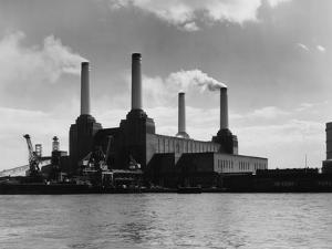 Battersea Power by Woolnough