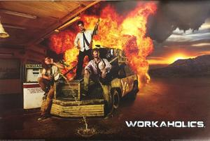 Workaholics - Gas Station