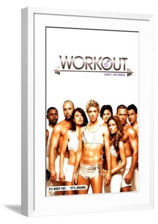 Workout--Framed Poster