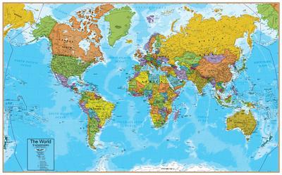 World Interactive Wall Chart