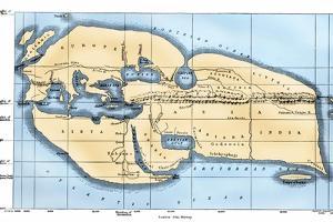 World Map: Eratosthenes