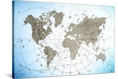World Map Exploration