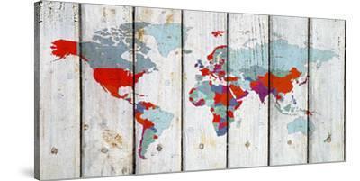 World Map Ix