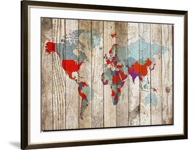 World Map VII