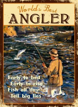 World's Best Angler