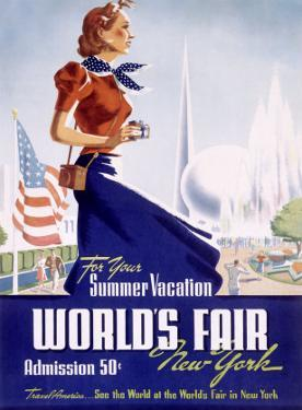 World's Fair, New York, c.1939