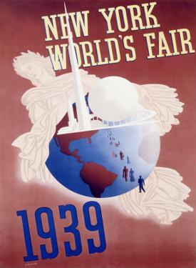 World's Fair, New York, c.1939