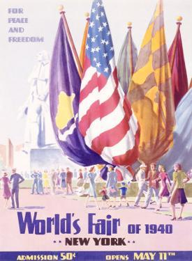 World's Fair, New York, c.1940