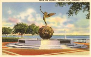 World War I Memorial, Jacksonville, Florida