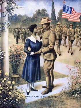 World War I: Recruitment