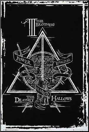 Harry Potter- Deathly Hallows Diagram by WORLDWIDE