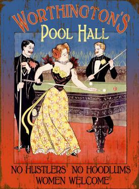 Worthington's Pool Hall