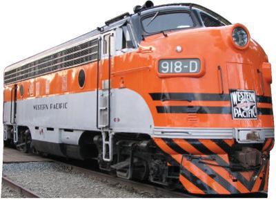 WP 918D Train