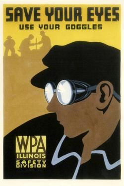 WPA Save Your Eyes