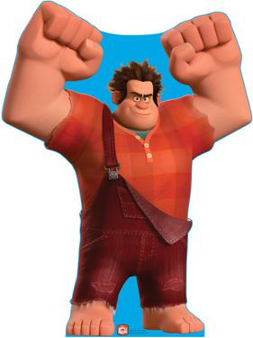 Wreck-It Ralph - Disney's Wreck-It Ralph Movie Lifesize Standup
