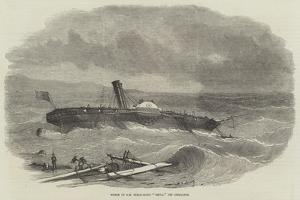 Wreck of Hm Steam-Sloop Hecla, Off Gibraltar
