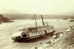 Wreck of Regulator