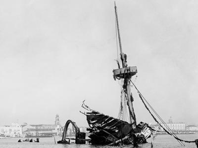 Wreck of the Maine, Havana
