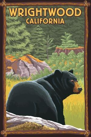 https://imgc.allpostersimages.com/img/posters/wrightwood-california-black-bear-in-forest_u-L-Q1GQMUE0.jpg?artPerspective=n