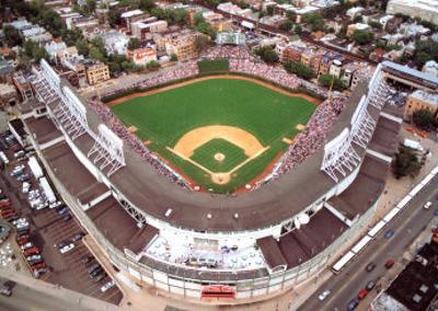 Wrigley Field - Chicago, Illinois
