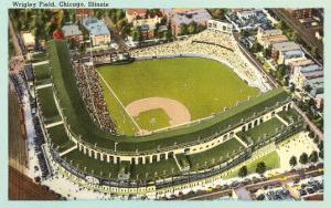 Wrigley Field, Chicago, Illinois