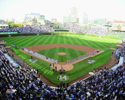 Wrigley Field Game 3 of the 2015 National League Division Series
