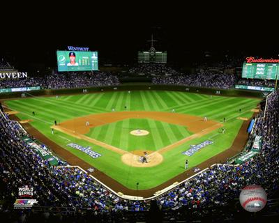 Wrigley Field Game 3 of the 2016 World Series